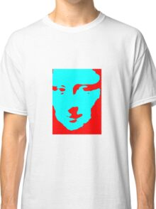 Mona Blue turquoise ign Classic T-Shirt