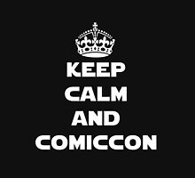 Keep Calm and Comiccon - Get this on anything! Zipped Hoodie