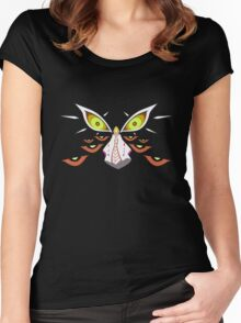 Shinra Koketsu Women's Fitted Scoop T-Shirt