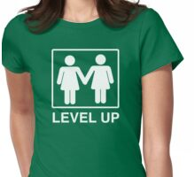 Women's Level Up Womens Fitted T-Shirt