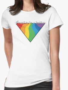 Proud To Be a Lesbian T-Shirt