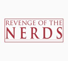 Revenge of the Nerds / Sith by NateRossArt