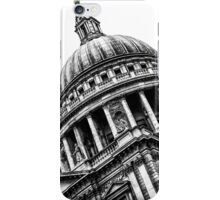 Distinguished Dome (BW) iPhone Case/Skin