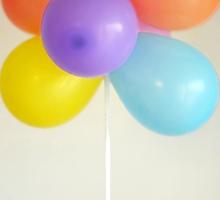 balloon Sticker