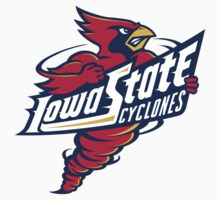 "College University ""Iowa State Cyclones"" Sports Baseball Basketball Football Hockey by artkrannie"