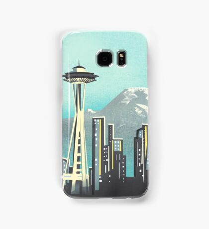 Seattle Space Needle Samsung Galaxy Case/Skin