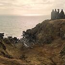 Dunskey Castle (5) by Tim Haynes