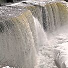 Rideau Falls, Ottawa, ON - Canada April 1/14 by Shulie1