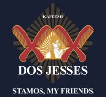 Dos Jesses by wwujd