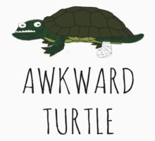 Awkward Turtle by Rob Price