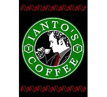 Ianto's Coffee Photographic Print