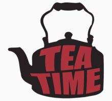 Tea Time by Bethany-Bailey