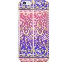 Gold and ombre pattern iPhone Case/Skin