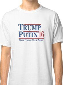 Trump Putin 2016  Classic T-Shirt