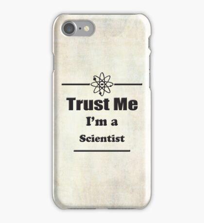 Trust Me iPhone Case/Skin
