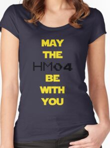 May the HM04 be with you Women's Fitted Scoop T-Shirt