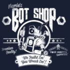 Marvin's Bot Shop by Creative Outpouring