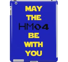 May the HM04 be with you iPad Case/Skin