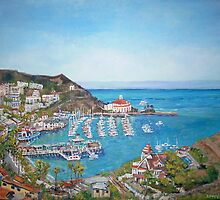Catalina Island by Teresa Dominici