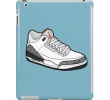 Jordan 3 iPad Case/Skin