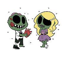 Zombies in Love by Ali Lavoie