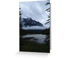 Banff & Jasper  Greeting Card