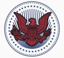 USA Eagle Seal Kids Clothes