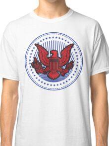 USA Eagle Seal Classic T-Shirt