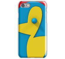 rubber ducky pendant iPhone Case/Skin