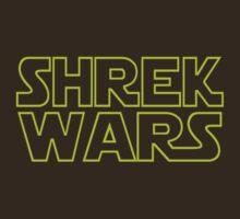 Shrek Wars by calvybaby