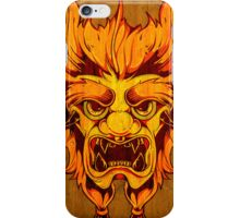 Wood Demon iPhone Case/Skin