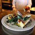 Fried Egg Sandwich by Tim Horton