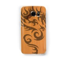 Wood Dragon Samsung Galaxy Case/Skin