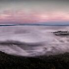 Misty Megalong Valley by Chris Brunton