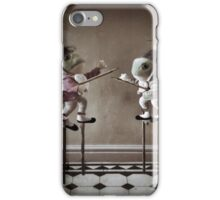 Leopold and Adolphus iPhone Case/Skin