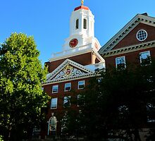 Dunster House - Harvard by D-LOVE