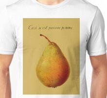 Ceci n'est pas une pomme Unisex T-Shirt