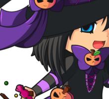 Halloween Magic 2 Sticker