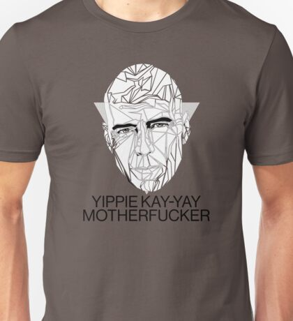 My Name in John McClane Unisex T-Shirt