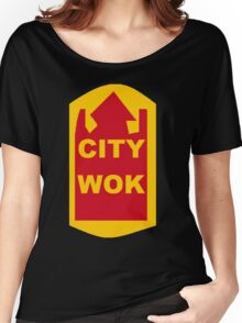 City Wok Chinese Restaurant South Park Women's Relaxed Fit T-Shirt