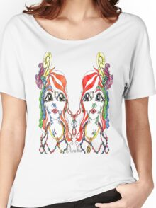 Mirror Twins Women's Relaxed Fit T-Shirt