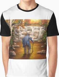 The Path less Traveled Graphic T-Shirt