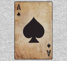 Ace of spades by 1to7