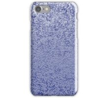 Blue Abstracts iPhone Case/Skin