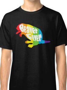Beaver Fever Lesbian Funny Classic T-Shirt