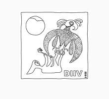 DIIV - OSHIN Line Drawing Unisex T-Shirt