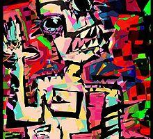 Self Portrait as 1986 by brett66