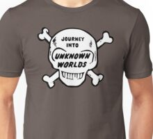 Journey Into Unknown Worlds Unisex T-Shirt