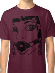 BDSM HH2 Trainer Head Harness (ZOOM) Classic T-Shirt