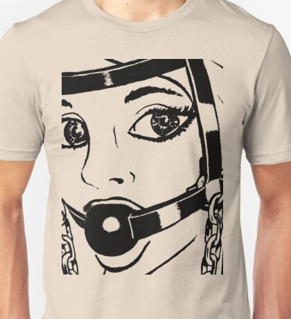 BDSM HH2 Trainer Head Harness (ZOOM) T-Shirt